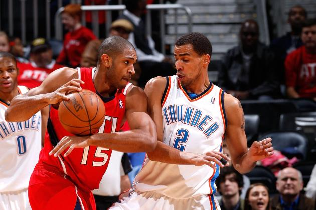 Oklahoma City Thunder vs. Atlanta Hawks: Live Score, Results & Game Highlights