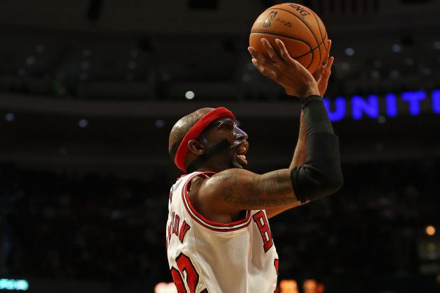 NBA Trade Rumors: Chicago Bulls Must Add Bigger Name to Ensure Rip Hamilton Deal