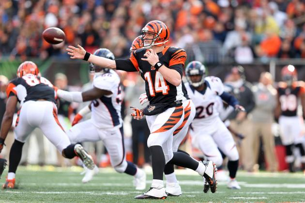 Cincinnati Bengals: Winners and Losers from Week 9 vs. Denver Broncos