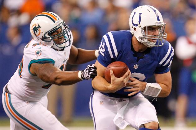 Dolphins vs. Colts: Did Sunday's Loss Expose Holes in Miami's Defense?