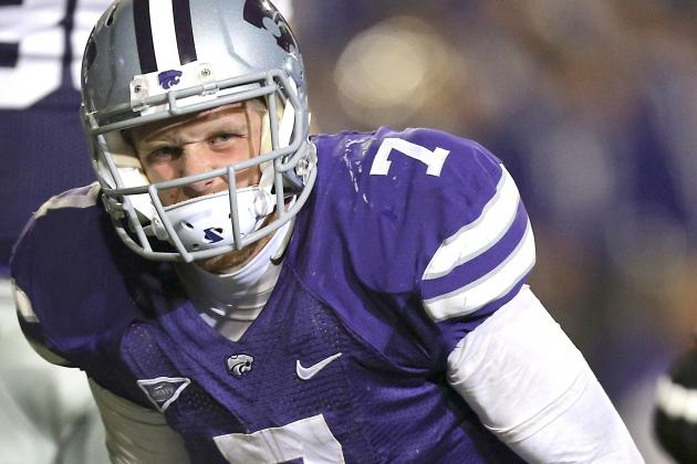 Collin Klein Injury: Latest Updates on Kansas State QB