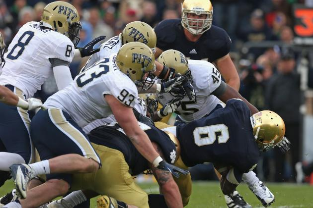 Notre Dame Football: Why Irish Shouldn't Be Penalized for Close Call vs. Pitt