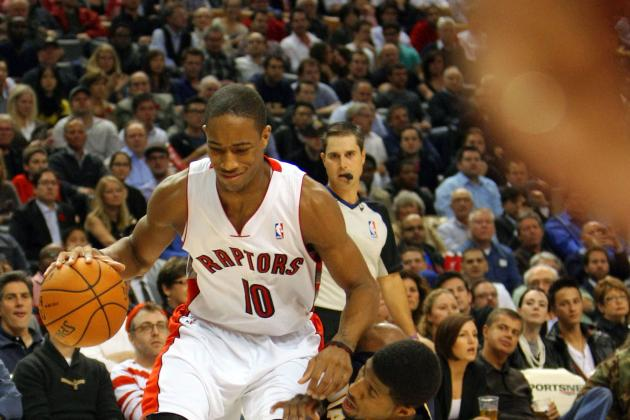 Raptors Beat T-Wolves 105-86