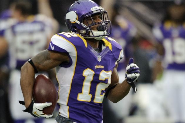 Percy Harvin Questionable to Return
