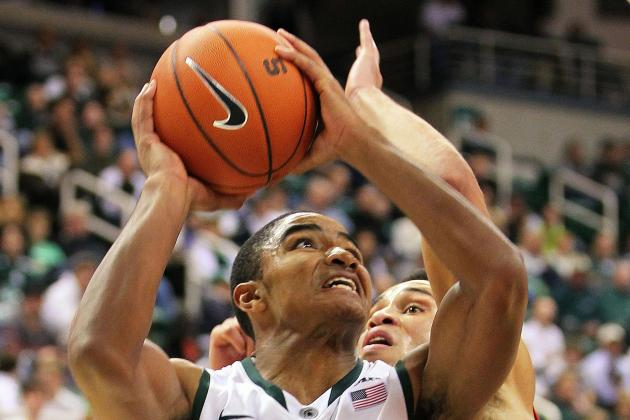 Freshman Gary Harris Lives Up to Hype After 2 Exhibition Games