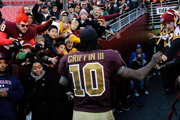 Robert Griffin III: Areas Where Rookie Must Improve Following Carolina Loss