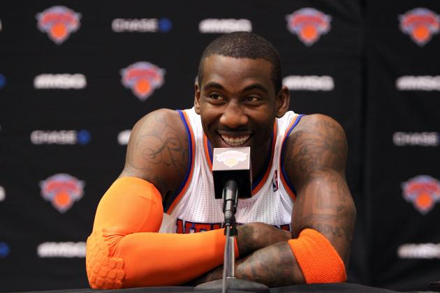 Knicks Rumors: Latest on Amar'e Stoudemire and More Buzz from New York