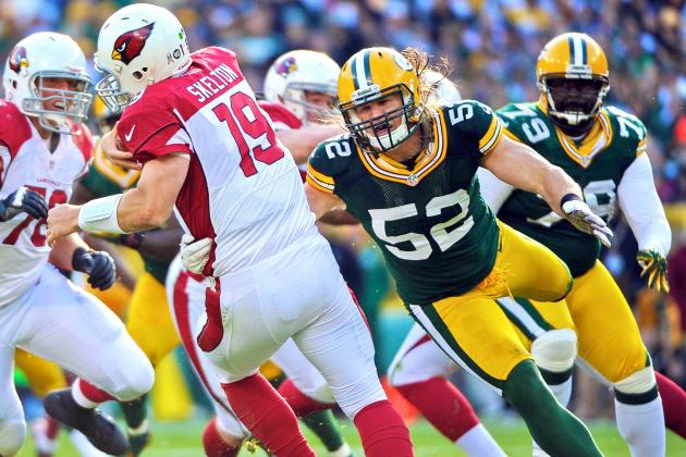 Cardinals vs. Packers: Green Bay Wins, but Injuries Keep Piling Up for Packers