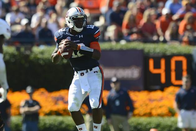 Auburn Football: Starting Wallace Is Right Choice Because He Is the Only Choice