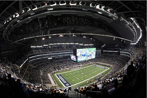 FSU, Oklahoma State Discussing 2014 Game in Cowboys Stadium