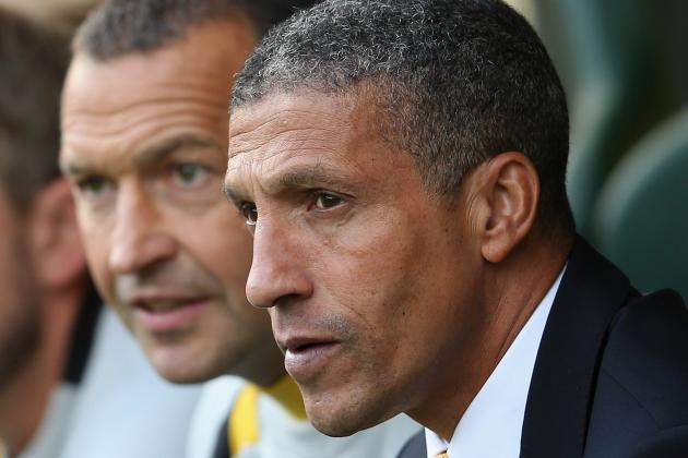 Chris Hughton Hails Norwich as a 'Secure Unit' After Victory over Stoke