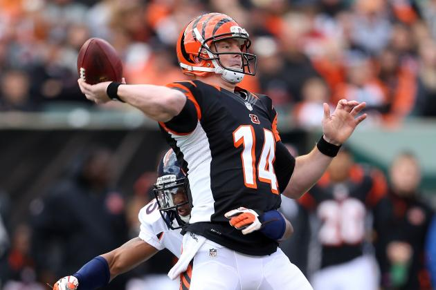 Broncos vs. Bengals: Peyton Manning Has Cincinnati's Number in 31-23 Loss