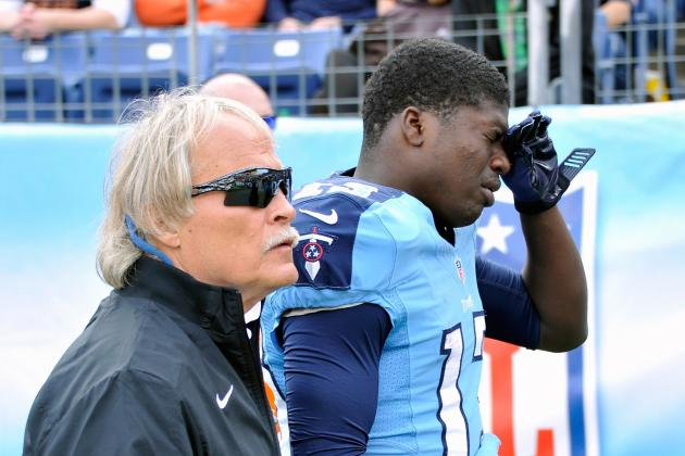 MRI Coming for Kendall Wright