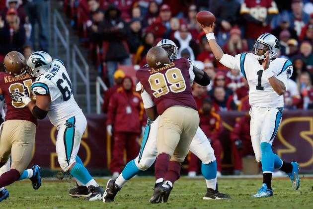 Panthers vs. Redskins: Mistake-Free Play Should Be Cam Newton's Game Plan