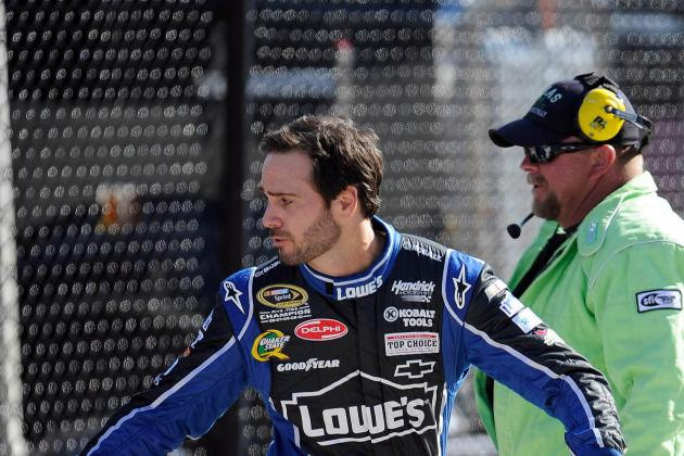Jimmie Johnson Wins Texas 500, Maintains Lead in Chase for the Cup