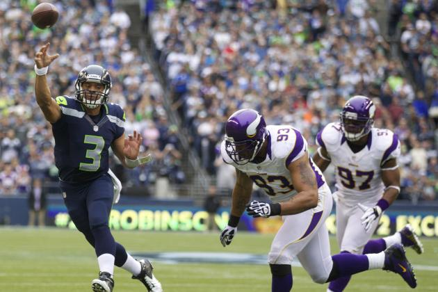Minnesota Vikings vs. Seattle Seahawks: Live Score, Highlights and Analysis