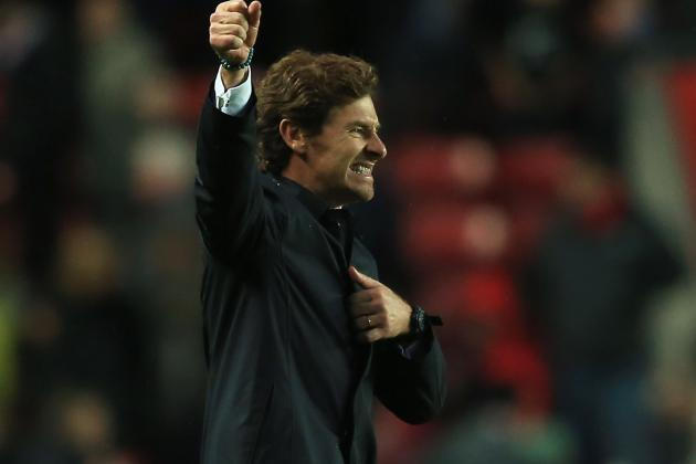Tottenham Manager Andre Villas-Boas Under Fire