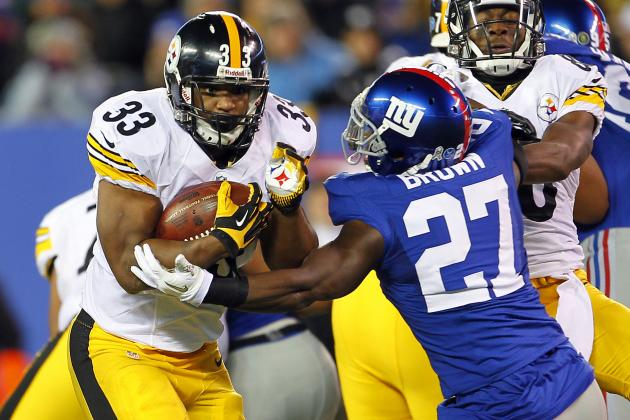 Steelers 24, Giants 20