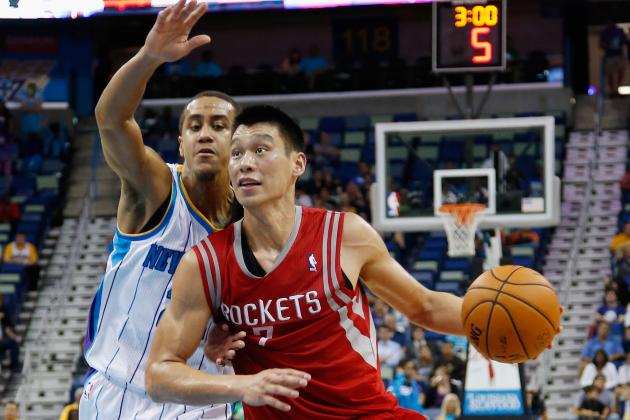 Why Rockets' Jeremy Lin-James Harden Dynamic Duo Is Ready to Join NBA's Elite