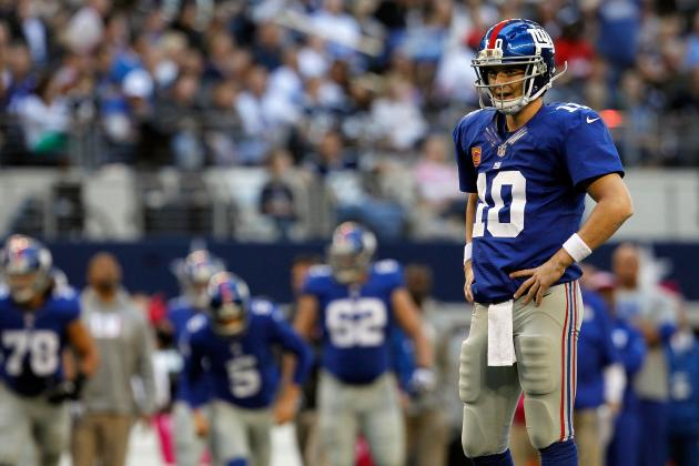 Who Is Most to Blame for New York Giants' Loss to Steelers?