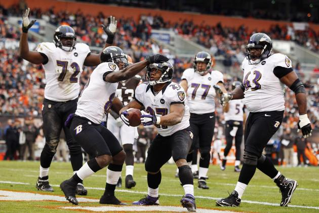Odds on Home-Field Advantage, Playoff Seeds and More for Baltimore Ravens