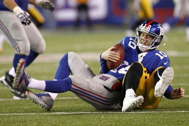 Steelers vs. Giants: Areas of Concern for New York Following Defeat