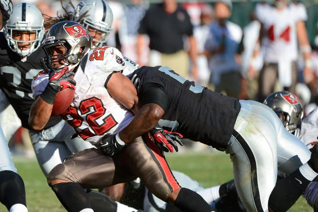 Oakland Raiders Recap: Doug Martin's 251 Rush Yards Power Bucs to 42-32 Win