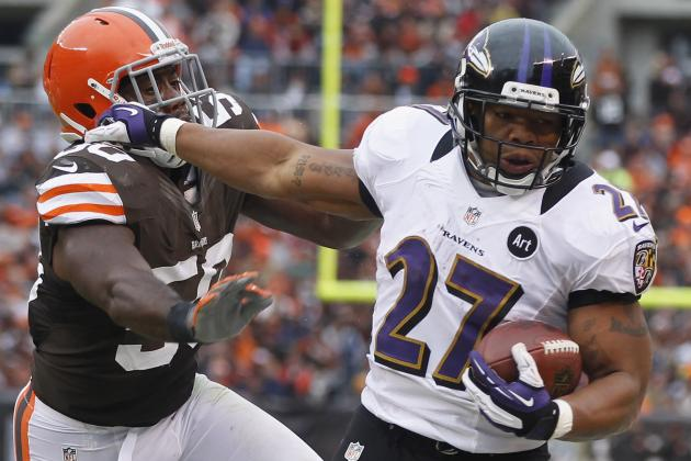 Ravens vs. Browns: Baltimore Starts, Ends Strong in 25-15 Defeat of Cleveland