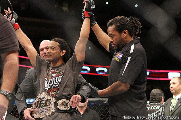 How Would Benson Henderson Fare at Welterweight?