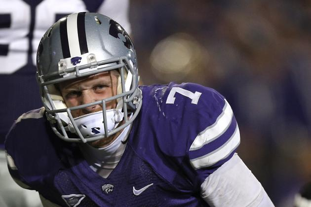 Collin Klein Injury: Kansas State Will Beat TCU with or Without Star QB