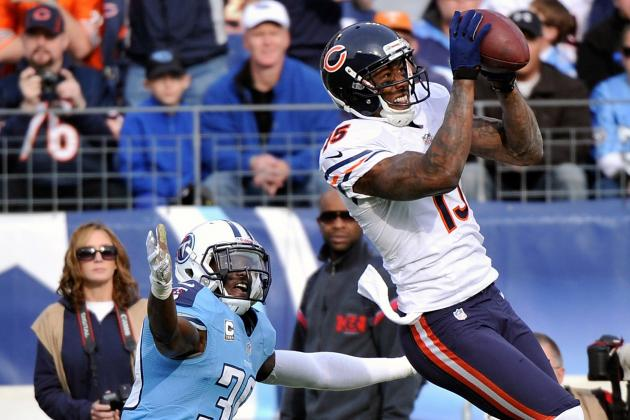 Chicago Bears: The Offense Finally Comes to Life Against the Tennessee Titans