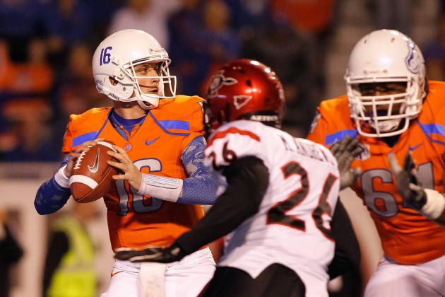Boise State Football: Mediocre Offense Forces Broncos to Play Flawless Football