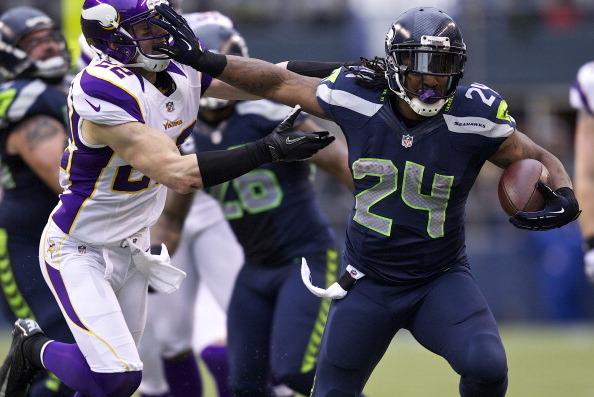 Vikings vs. Seahawks: Seattle's Balanced Attack Helps 'Hawks Improve to 5-4