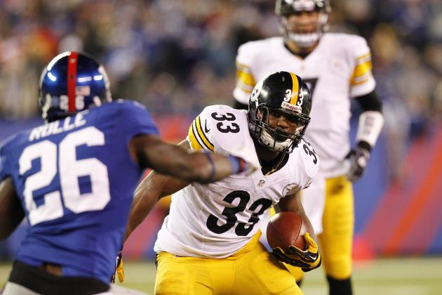 Steelers vs. Giants: Impressive Pittsburgh Win Makes Giants Look Small