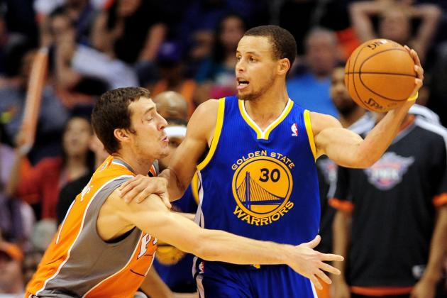 Why Stephen Curry Is the Right Point Guard for the Golden State Warriors