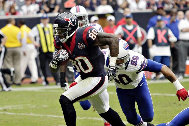 Buffalo Bills Flop Against Houston Texans