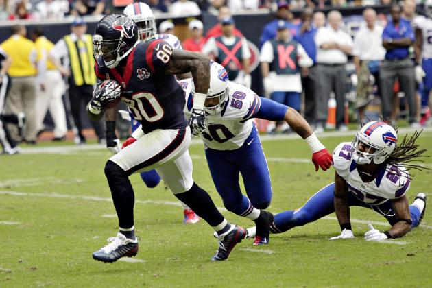 Bills vs. Texans: There's Nothing Sexy About the Texans but Winning
