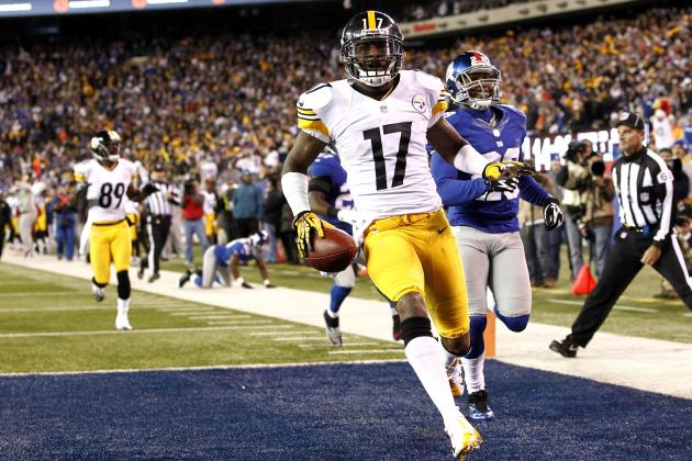 New York Giants vs. Pittsburgh Steelers: Live Score, Highlights and Analysis