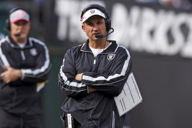 2012 a Lost Season for Oakland Raiders, So What Comes Next?