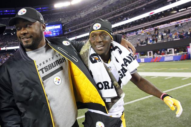 Steelers vs. Giants: Pittsburgh Wins on Emotional Night in Wake of Sandy