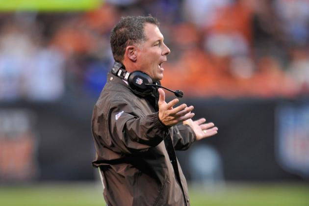 Cleveland Browns: Why Firing Pat Shurmur Now Isn't Wise