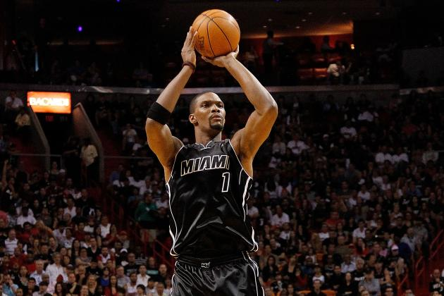 Breaking Down Why Chris Bosh Will Thrive Against Bigger Centers