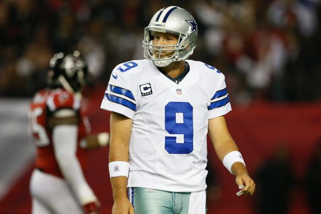 Cowboys vs. Falcons: Another Sign Dallas Isn't Ready to Compete
