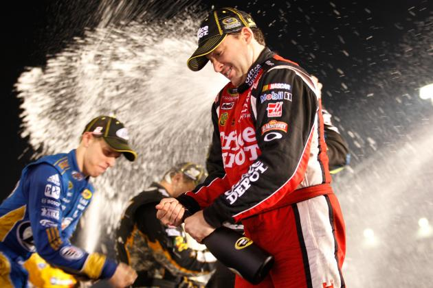 NASCAR: Could Brad Keselowski Be This Season's Tony Stewart?