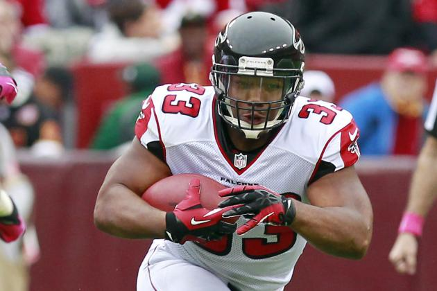 Stick a Fork in Him, Michael Turner's Elite Playing Days Are Over