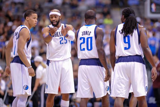 Which Dallas Mavericks Veteran Will Step Up to Fill the Leadership Void?