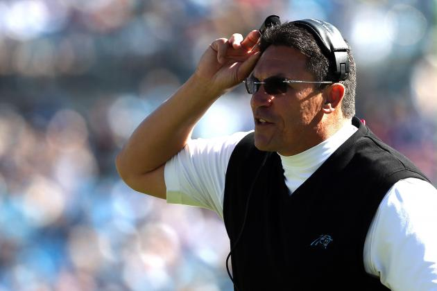 Carolina Panthers: Debating Whether Coach Ron Rivera Should Stay or Go