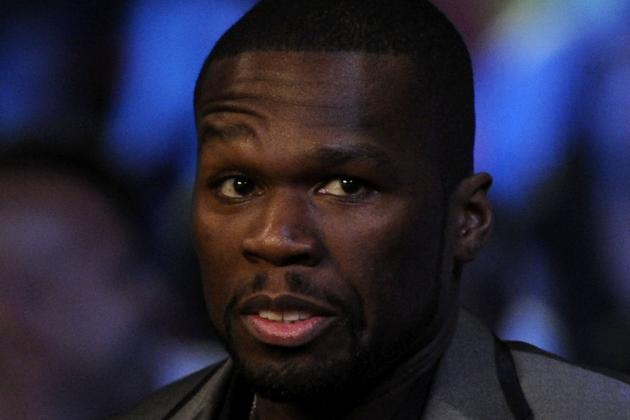 50 Cent Takes Aim at Andre Ward, Ward's Manager Makes Offer for Ward-Dirrell
