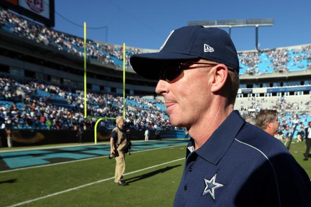 Why Dallas Cowboys Absolutely Must Fire Jason Garrett Before Season's End
