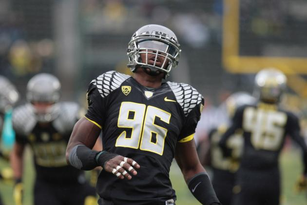 Dion Jordan Is Fast-Riser on November Big Board for 2013 NFL Draft